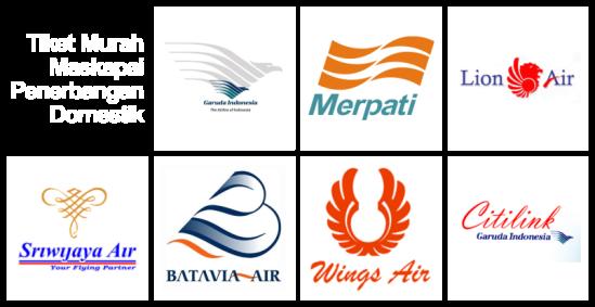 Garuda Indonesia (Penerbangan Domestik – Indonesia)